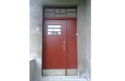 Renowacja drzwi w domu prywatnym II